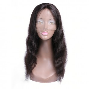 wet and wavy lace front wigs with baby hair