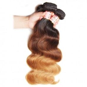 ombre brazilian hair