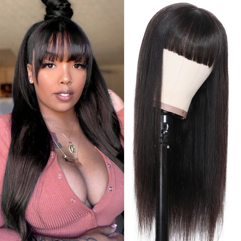 Transparent Lace Wig Human Hair Wigs