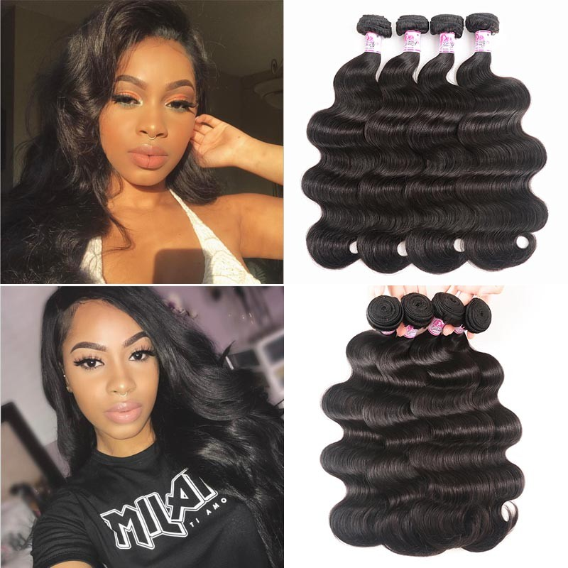 Body Wave Weave 4 Bundles