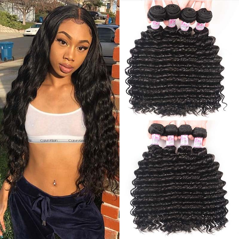deep weave hair