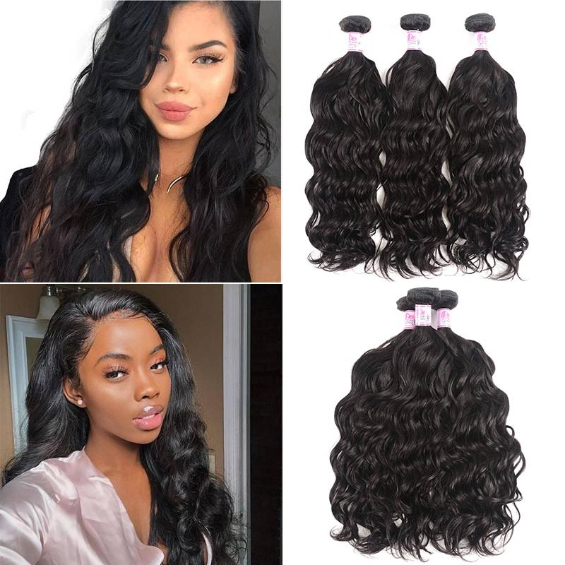 Malaysian Hair Natural Wave