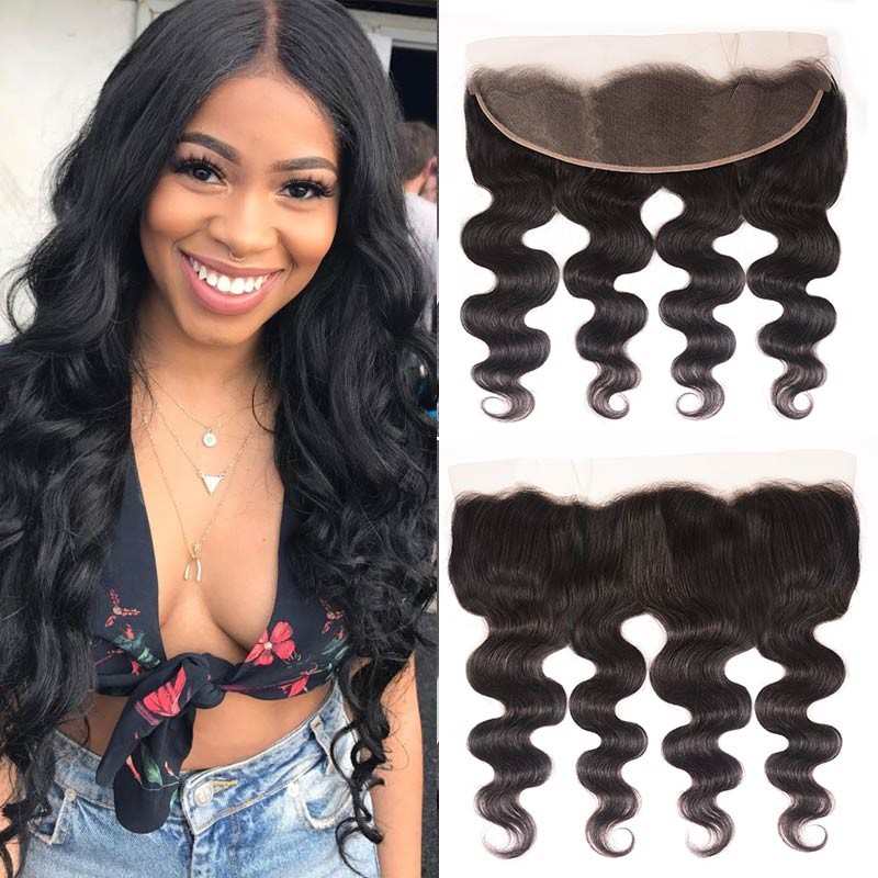 Beautyforever 13x6 Body Wave Lace Frontal Ear To Ear Closure