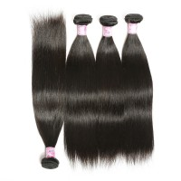 "Beautyforever 8""-30"" Virgin Peruvian Straight Hair 4Bundles"