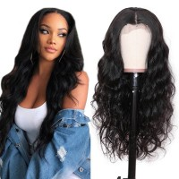 Beautyforever Pre-plucked Body Wave Lace Front Human Hair Wig For Women