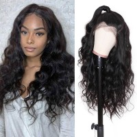 Beautyforever 13X4 Pre-plucked Body Wave Lace Front Wig 100% Human Hair