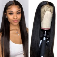 Beautyforever High Quality Straight HD Lace Wigs 13*6 and 13*4 Natural Hairline Lace Front Wigs Human Hair