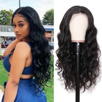 Beautyforever Pre Plucked Virgin Hair Body Wave HD Lace Front Wigs 150% And 180% Density Online For Sale