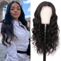 Beautyforever Pre-Plucked 360 Lace Wigs Body Wave Human Hair 150% Density Hair