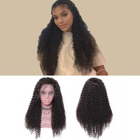 Beautyforever Jerry Curly 13*6 and 13*4 HD Lace Front Wigs 100% Virgin Human Hair