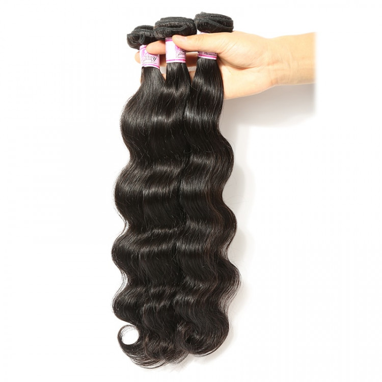 Beautyforever Indian Body Wave Virgin Hair 3bundles 8 30 Inches