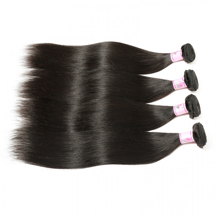 Beautyforever Brazilian Straight Human Hair Weave Straight Hair