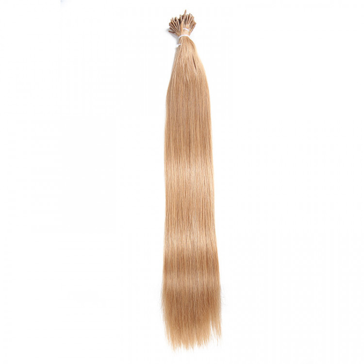 Beautyforever I Tips Fusion Human Hair Extensions Grey Color Remy Hair