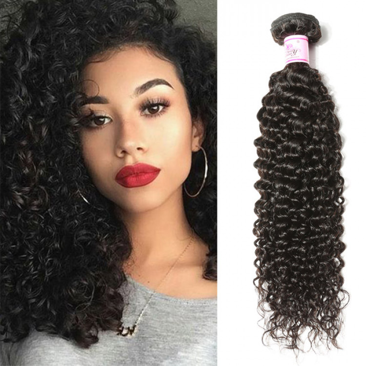 Beautyforever Top Quality 100 Malaysian Jerry Curly Human Hair