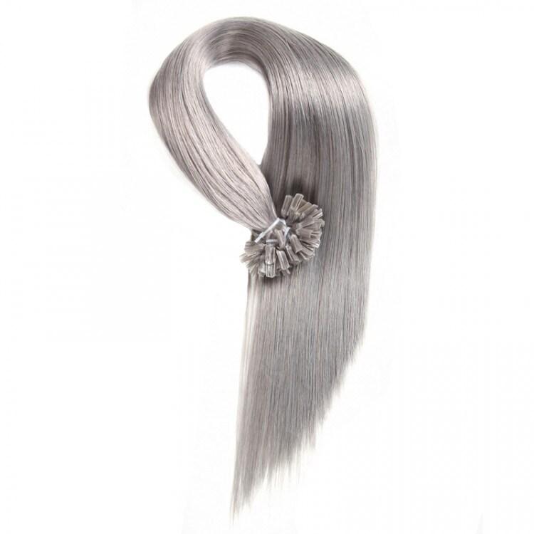 Beautyforever Brazilian Keratin Fusion U Tip Hair Extensions