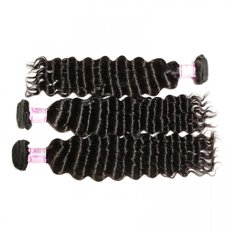 brazilian deep wave hair