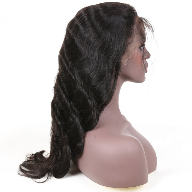 body wave 360 lace frontal wig