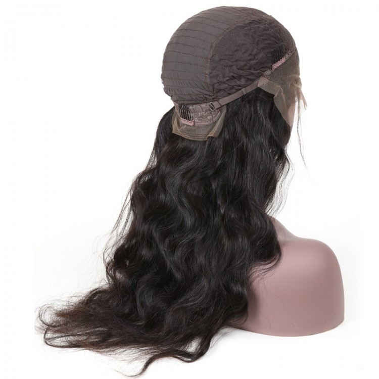 New Style Body Wave Lace Front Wig Human Hair