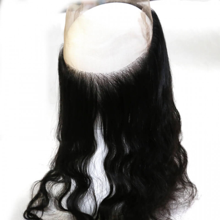 360 Lace Closure With Bundles