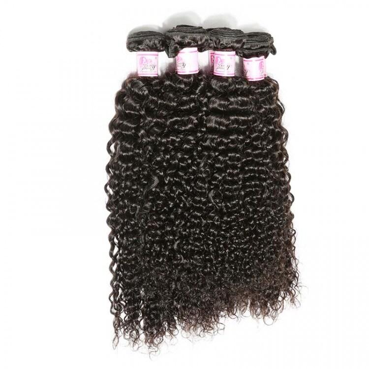 Beautyforever Premium Brazilian Curly Hair Weaves 4bundles Deals 100