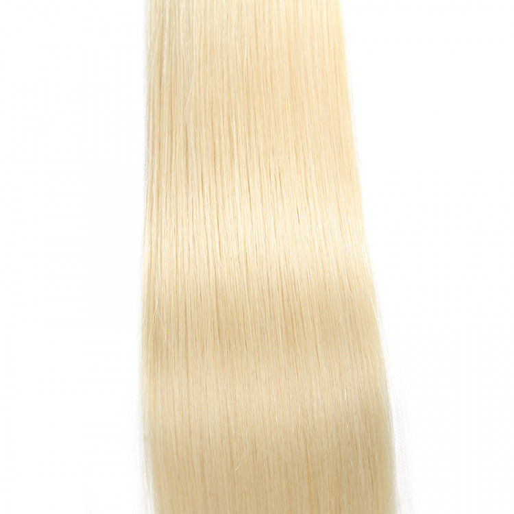 Beautyforever Keratin Stick I Tip Blonde Color Remy Human Hair