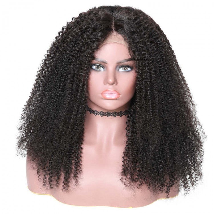 New Arrived 360 Lace Frontal Kinky Curly Wigs On Sale