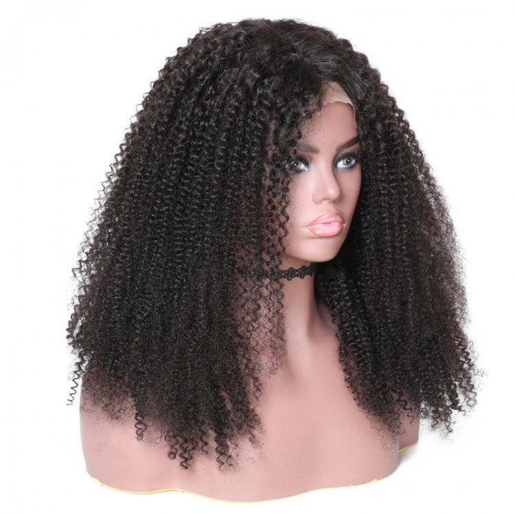 4 Colors, 180% Density, 360 Lace Frontal
