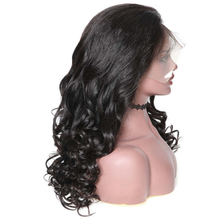 180% Density, 360 Lace Frontal