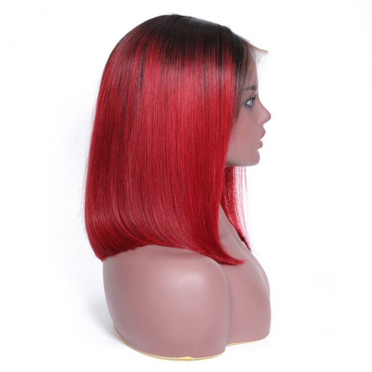 Omber 13x4 Lace Front Bob Wigs