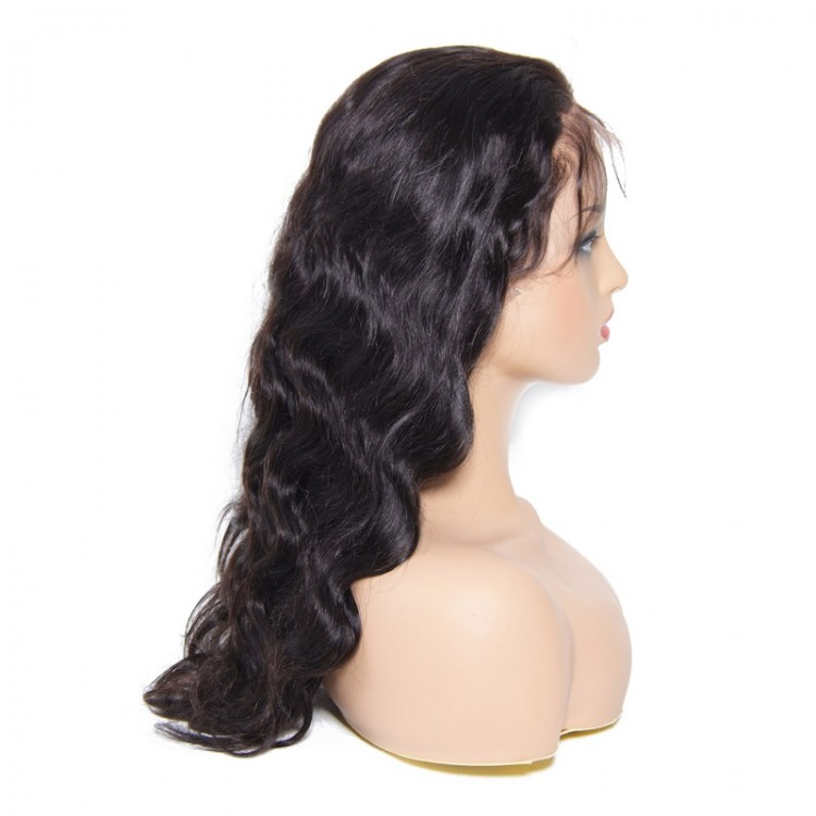 pre plucked 360 lace wig