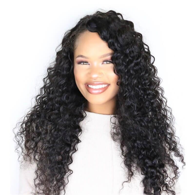 Beautyforever Indian Remy Hair Deep Wave Weave Hairstyles Virgin ...