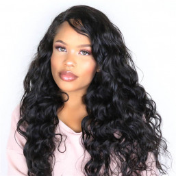 Beautyforever Brazilian Natural Wave Hair 3Bundles Remy Hair Weave Natural Color