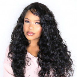 Natural wave human virgin hair