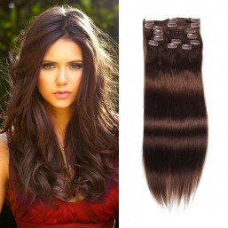 Beautyforever Peruvian Clip In Hair Extensions 9 Colors Remy Straight  Hair
