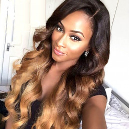 Beautyforever Malaysian Body Wave Hair Ombre 3 Tone 3bundles