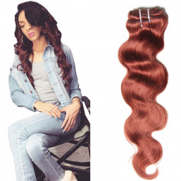 33 color human hair