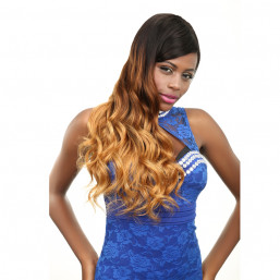 Ombre body wave hair wigs