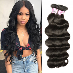 Beautyforever Malaysian Hair Body Wave Human Virgin Malaysian Hair 3 Bundles