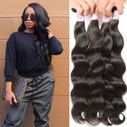 Brazilian virgin hair wave