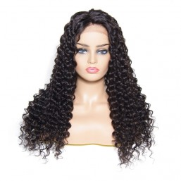 Deep Wave Wigs Human Hair