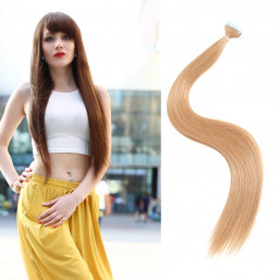 Beautyforever 50g Straight Pu Tape Remy Hair Extensions 9 Colors