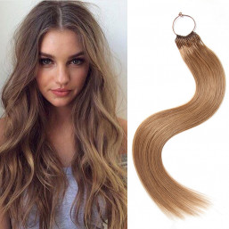 Hair Extensions With String