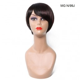 Bob Middle Long Wig