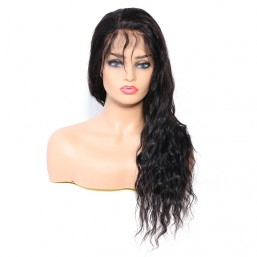 water wave human hair wigs