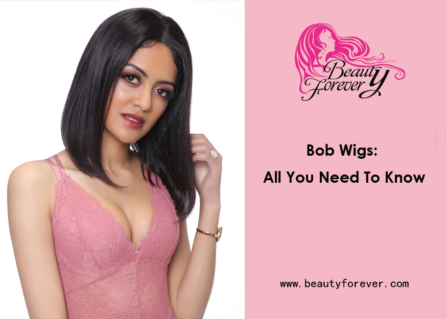 Bob Wigs: All You Need To Know