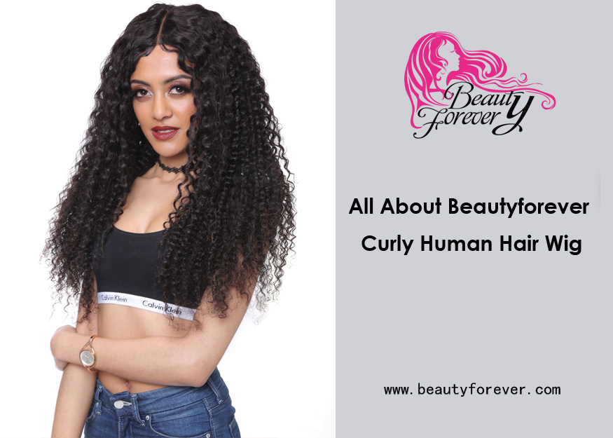All About Beautyforever Curly Human Hair Wig