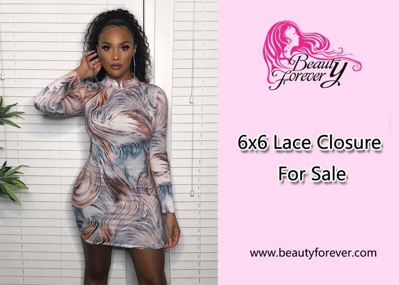 6x6 Lace Closure Cheap For Sale
