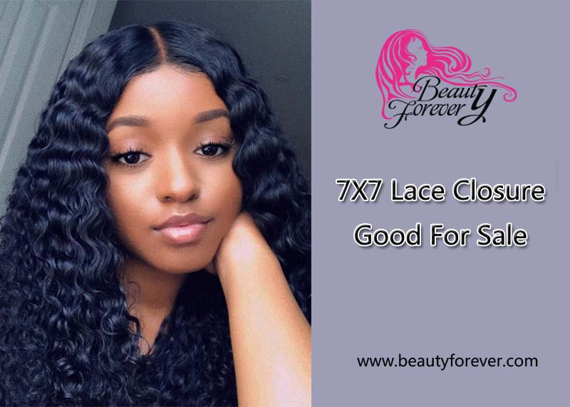 7x7 Lace Closure Good For Sale