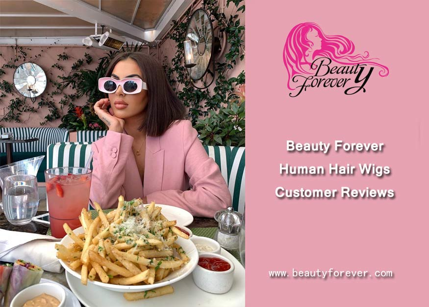 Beauty Forever Human Hair Wigs Customer Reviews