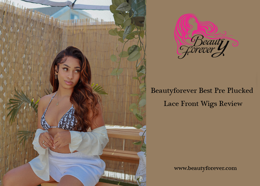 Beautyforever Best Pre Plucked Lace Front Wigs Review